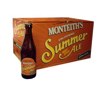 Barrel House Distribution-Monteiths Summer Ale 330ml-Pubble Alcohol Delivery
