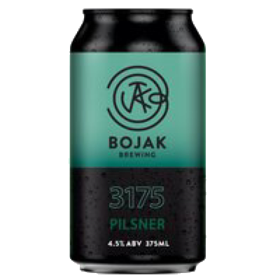 Bojak Brewing-3175 Pilsner 375ml x 4-Pubble Alcohol Delivery