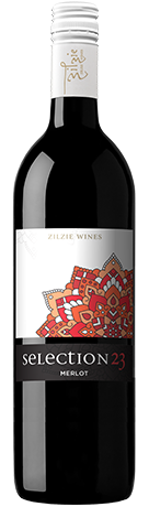 Barrel House Distribution-Zilzie Selection 23 Merlot 750ml $8.5 per bottle-Pubble Alcohol Delivery