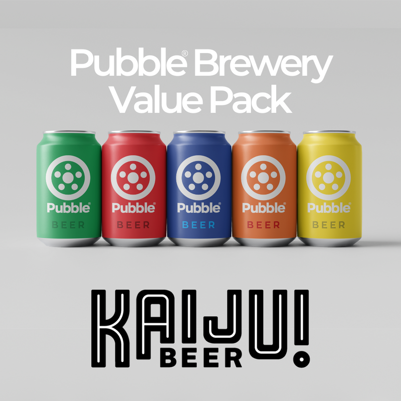 Kaiju Beer-Kaiju! Pack-Pubble Alcohol Delivery