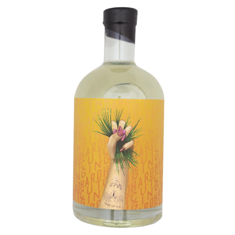 Antagonist Spirits-Hard Cut Gin 700ml-Pubble Alcohol Delivery