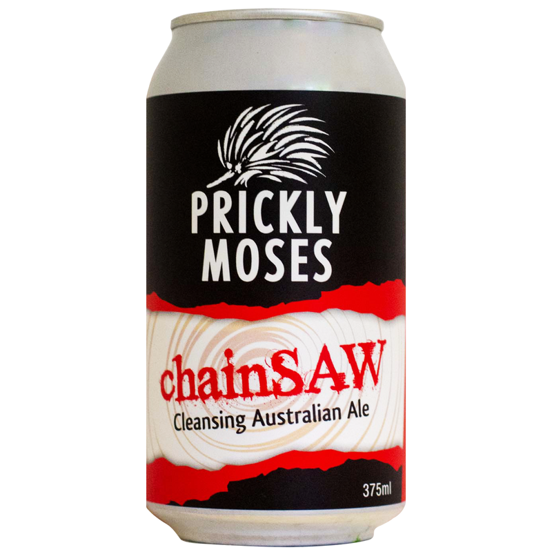 Prickly Moses-ChainSAW 330ml x 4 Cans-Pubble Alcohol Delivery