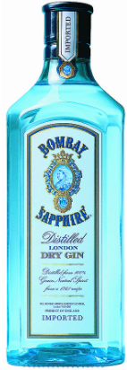 Barrel House Distribution-Bombay Sapphire Gin 700mL-Pubble Alcohol Delivery