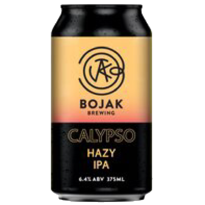 Bojak Brewing-Calypso Hazy IPA 375ml x 4-Pubble Alcohol Delivery