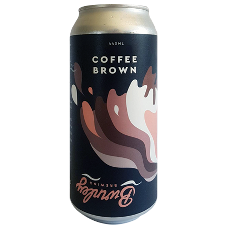 Burnley Brewing-Coffee Brown 440ml x 4-Pubble Alcohol Delivery