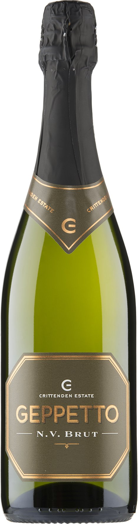 Crittenden Wines-Crittenden Wines Geppetto Brut NV-Pubble Alcohol Delivery