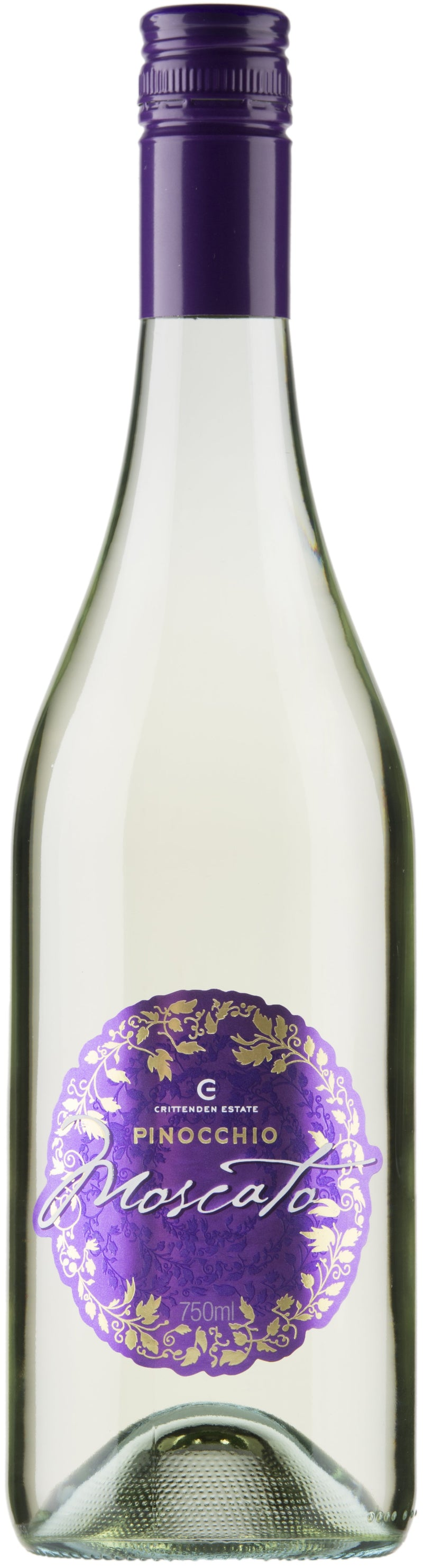 Crittenden Wines-Crittenden Wines Pinocchio Moscato-Pubble Alcohol Delivery