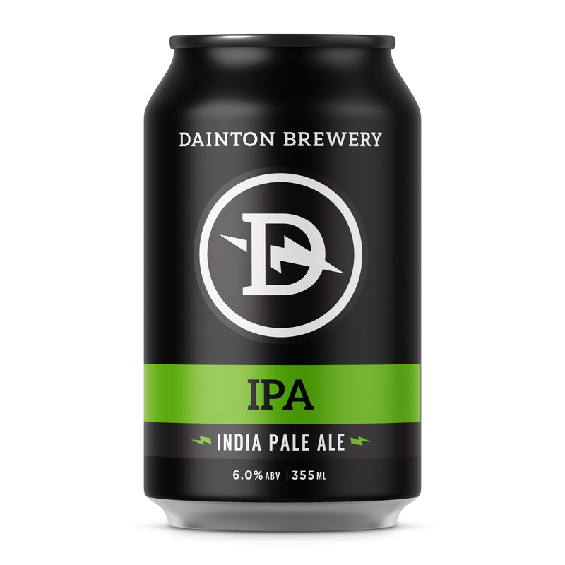 Dainton Brewery-IPA 355ml x 4-Pubble Alcohol Delivery