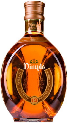 Barrel House Distribution-Dimple 12 Year Old Scotch Whisky 700mL-Pubble Alcohol Delivery