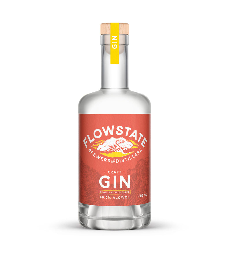 Flowstate Brewers & Distillers-Flowstate Craft Gin 700ml-Pubble Alcohol Delivery