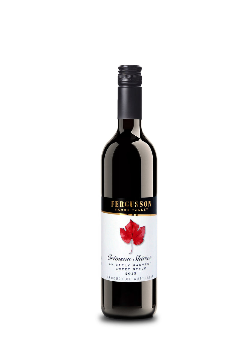 Fergusson Winery-Fergusson Winery 2015 Crimson Shiraz-Pubble Alcohol Delivery
