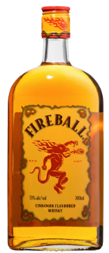 Barrel House Distribution-Fireball Cinnamon Whisky 700mL-Pubble Alcohol Delivery