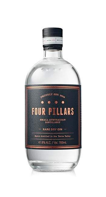 Four Pillars-Rare Dry Gin 700ml-Pubble Alcohol Delivery