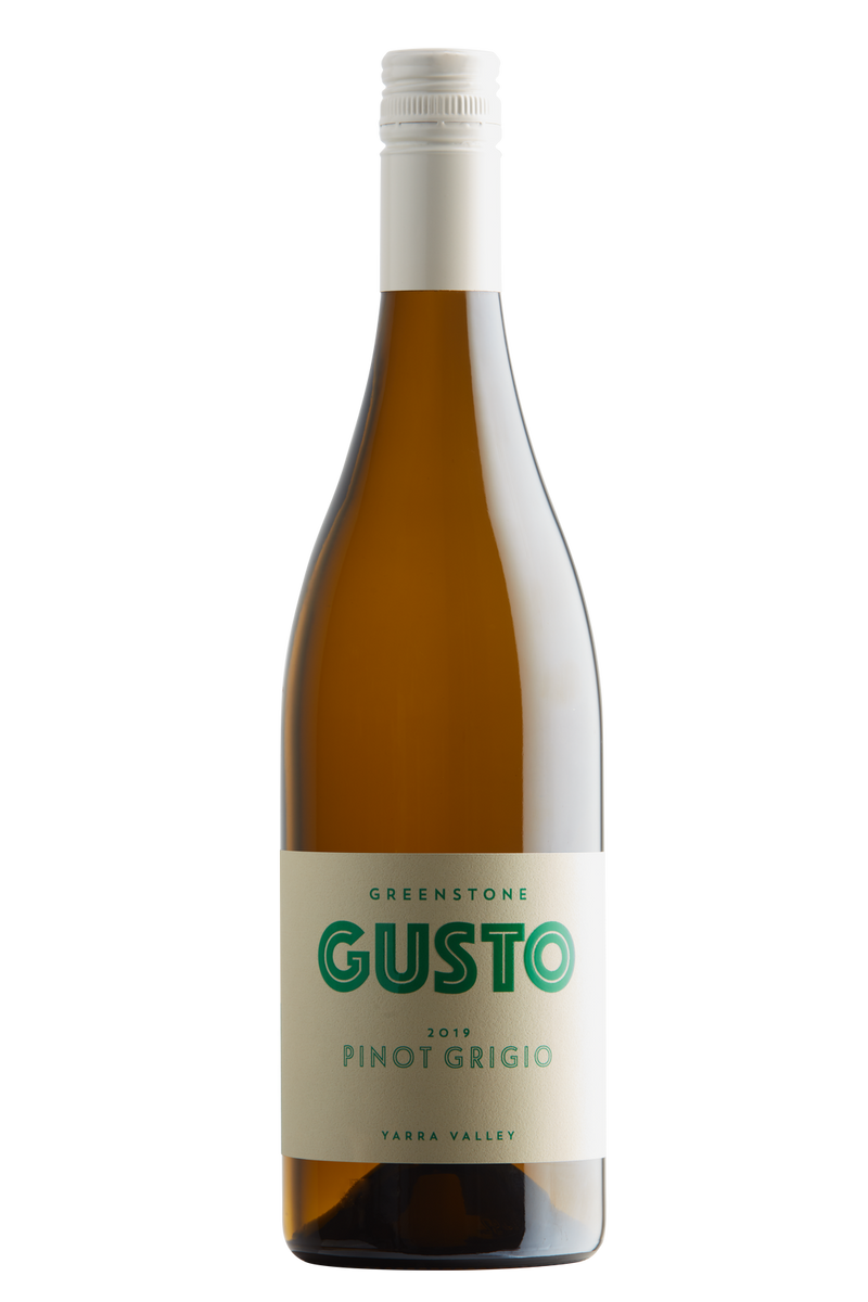 Greenstone Vineyards-Greenstone vineyards 2019 Gusto Pinot Grigio-Pubble Alcohol Delivery