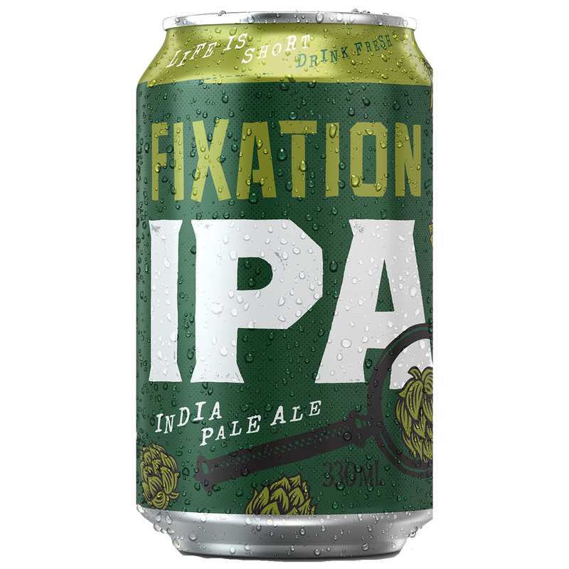 Fixation Brewing Co-IPA 330ml x 4-Pubble Alcohol Delivery