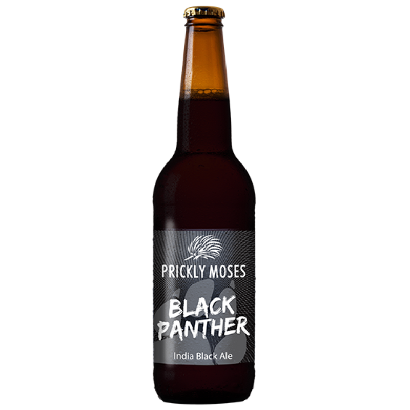 Prickly Moses-Black Panther 330ml x 4-Pubble Alcohol Delivery