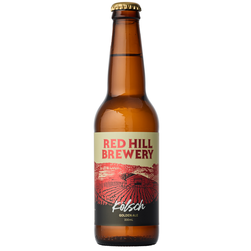 Red Hill Brewery-Kolsch 355ml x 4-Pubble Alcohol Delivery