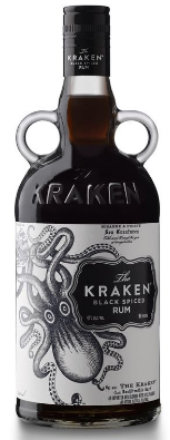 Barrel House Distribution-The Kraken Spiced Rum 700mL-Pubble Alcohol Delivery