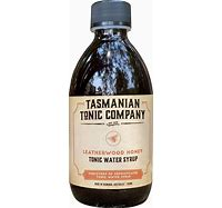 Tasmanian Tonic Co.-Leatherwood Honey Tonic Water Syrup 300ml-Pubble Alcohol Delivery