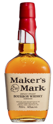 Barrel House Distribution-Maker's Mark Bourbon Whisky 700mL-Pubble Alcohol Delivery