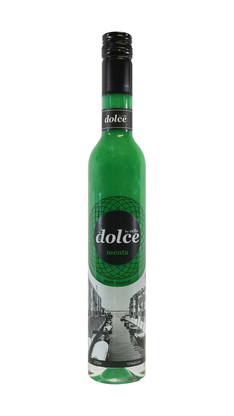 Cello Liqueur-Cello Liqueur Mint Dolce 375ml-Pubble Alcohol Delivery