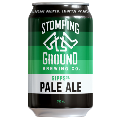 Stomping Ground-Gipps St Pale Ale 355ml x 4-Pubble Alcohol Delivery