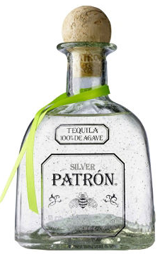 Barrel House Distribution-Patron Silver Tequila 750mL-Pubble Alcohol Delivery