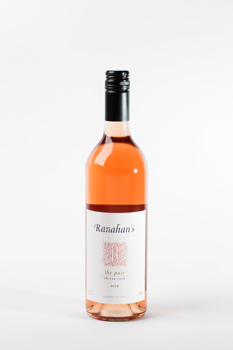 Ranahan's-Ranahans 2018 The Pair Shiraz Rose-Pubble Alcohol Delivery