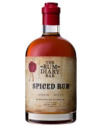 Traditional Spiced Rum 700ml