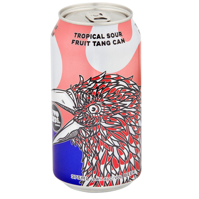 Two Birds Brewing-Fruit Tang Tropical Sour 330ml x 4-Pubble Alcohol Delivery
