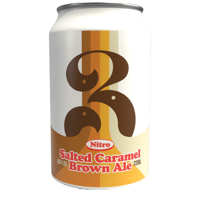 3 Ravens-Nitro Salted Caramel Brown Ale 375ml x 4-Pubble Alcohol Delivery