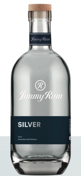 JimmyRum-Silver 700ml-Pubble Alcohol Delivery