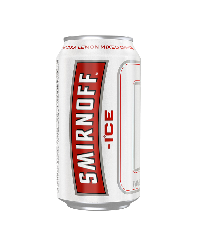 Barrel House Distribution-Smirnoff Ice Red Cans 375ml x 6-Pubble Alcohol Delivery