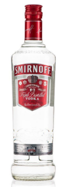 Barrel House Distribution-Smirnoff Red Vodka 700mL-Pubble Alcohol Delivery