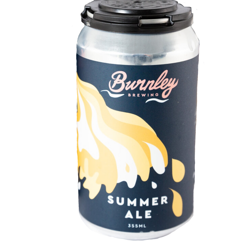 Burnley Brewing-Summer Ale 355ml x 4-Pubble Alcohol Delivery