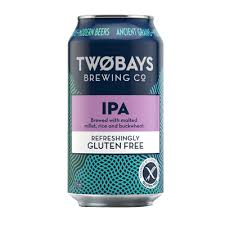 Two Bays Brewing Co-IPA GF 375ml x 4-Pubble Alcohol Delivery