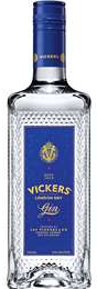 Barrel House Distribution-Vickers London Dry Gin 700mL-Pubble Alcohol Delivery