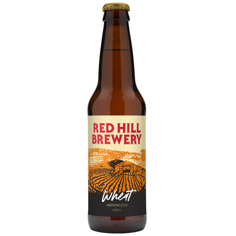 Red Hill Brewery-Wheat 355ml x 4-Pubble Alcohol Delivery