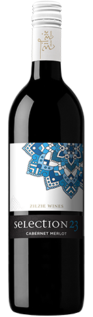 Barrel House Distribution-Zilzie Selection 23 Cab Merlot 750ml $8.5 per bottle-Pubble Alcohol Delivery