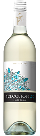 Barrel House Distribution-Zilzie Selection 23 Pinot Grigio 750ml $8.5 per bottle-Pubble Alcohol Delivery