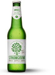 Barrel House Distribution-Strongbow Sweet Apple Cider 355ml x 24-Pubble Alcohol Delivery