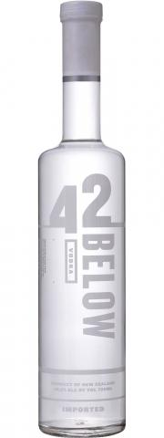 Barrel House Distribution-42 Below Vodka 700ml-Pubble Alcohol Delivery