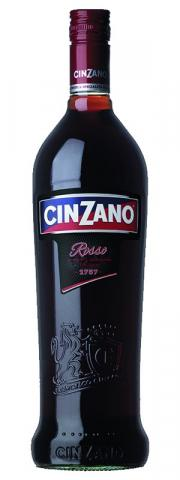 Barrel House Distribution-Cinzano Rosso Vermouth 1lt-Pubble Alcohol Delivery