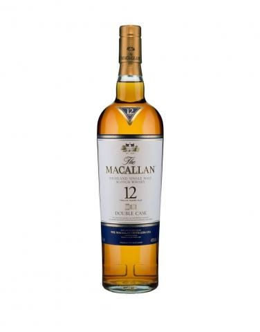 Barrel House Distribution-Macallan Double Cask 12yo 700ml-Pubble Alcohol Delivery