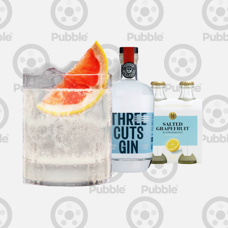 Turner Stillhouse-Salted Grapefruit & Gin Pack-Pubble Alcohol Delivery