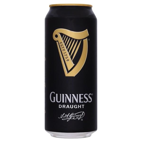 Barrel House Distribution-Guinness Draught Cans 440ml-Pubble Alcohol Delivery