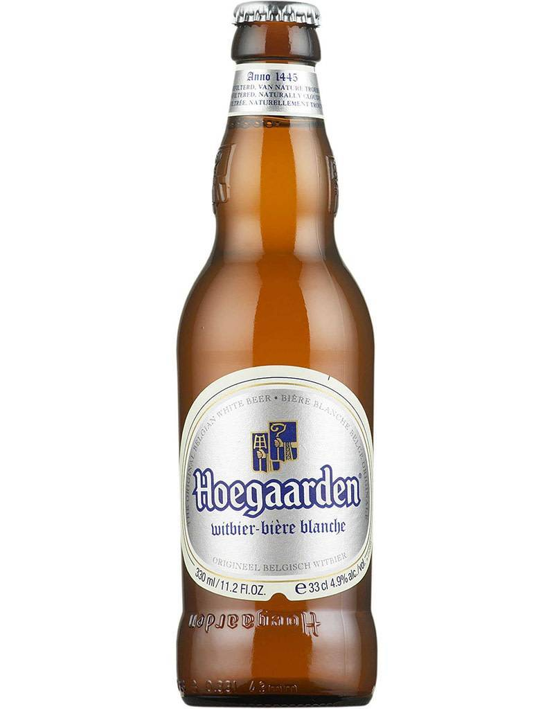 Barrel House Distribution-Hoegaarden White Beer 330ml-Pubble Alcohol Delivery