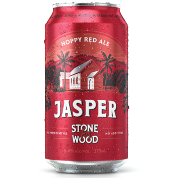 Stone & Wood-Jasper Ale 375ml x 4 Cans-Pubble Alcohol Delivery