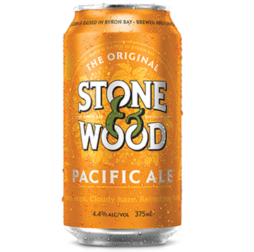Stone & Wood-Pacific Ale 375ml x 4 Cans-Pubble Alcohol Delivery