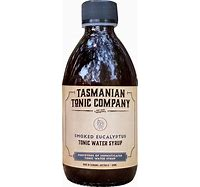 Tasmanian Tonic Co.-Smoked Eucalyptus Tonic Water Syrup 300ml-Pubble Alcohol Delivery